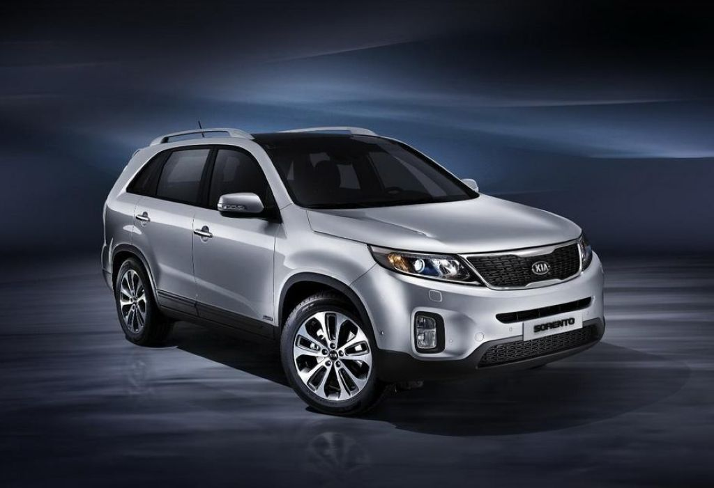 2014 Kia Sorento Facelift 2 2014 Kia Sorento Facelift   More Fuel Economic and Durable