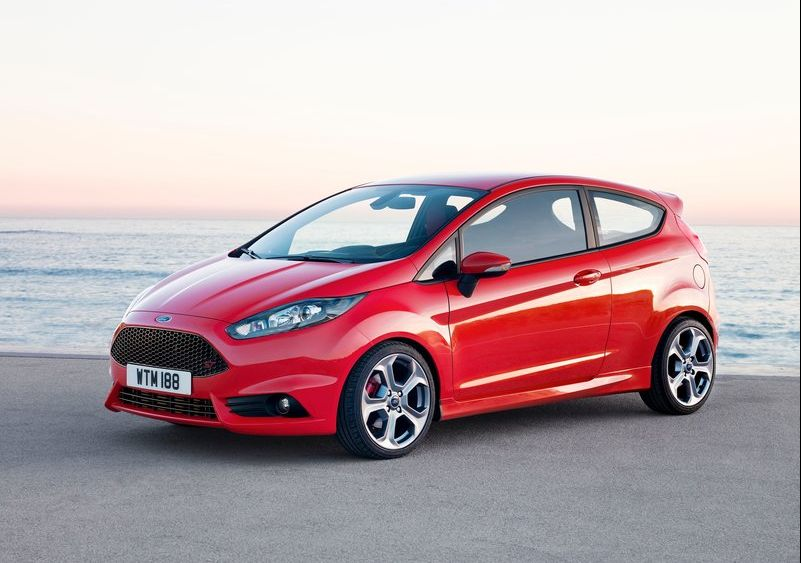 Ford Fiesta ST 2013 2013 Ford Fiesta ST: The perfect blend of style and dynamics