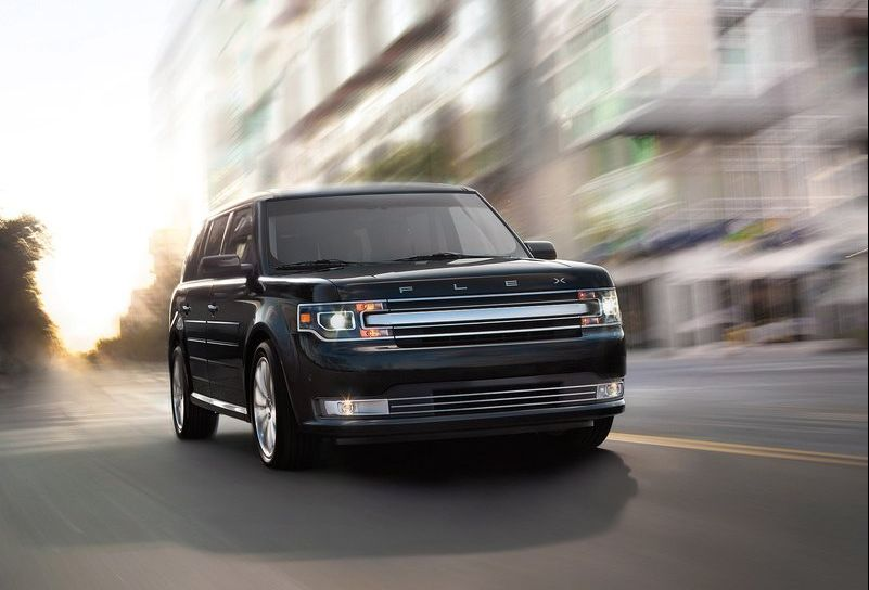 Ford Flex 2013 1 2013 Ford Flex: Taking the Ford heritage forward
