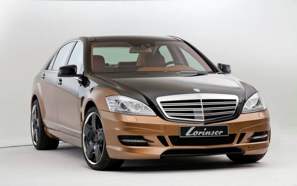Lorinser S70 6.0 V12 Bi Turbo 1 2013 Lorinser S70 6.0 V12 Bi Turbo released new details