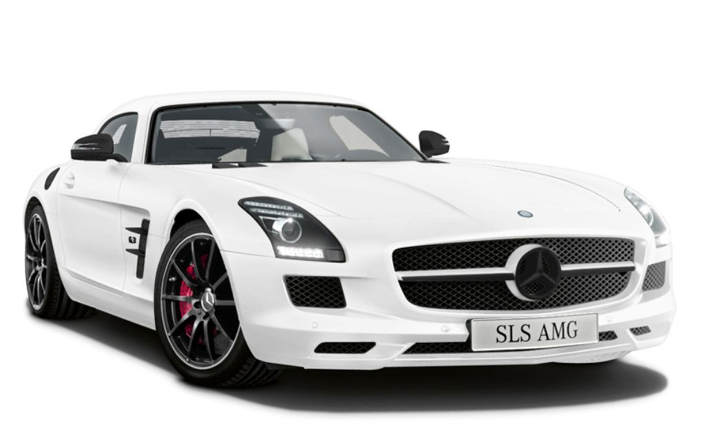 Mercedes SLS AMG Matt Special Editions Mercedes Benz to Release SLS AMG Matt Special Editions Only for Japan