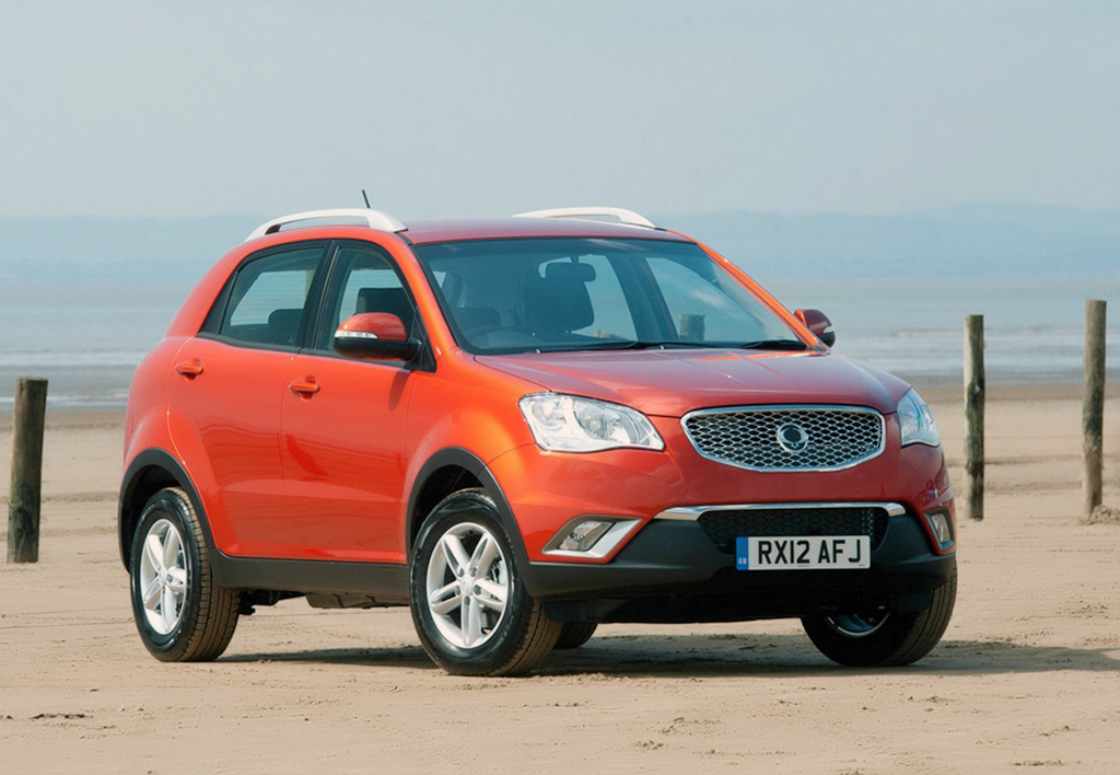 SsangYong Korando 4x4 Model SsangYong Releases New Lower Priced Korando 4x4 Model in Britain