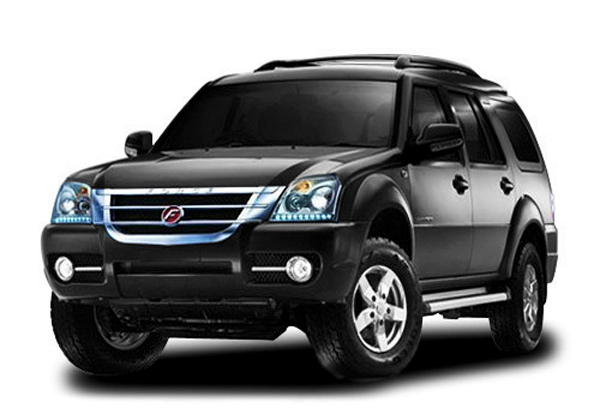 2012 Force One SUV Force Motors Release 2012 One SUV   A Review