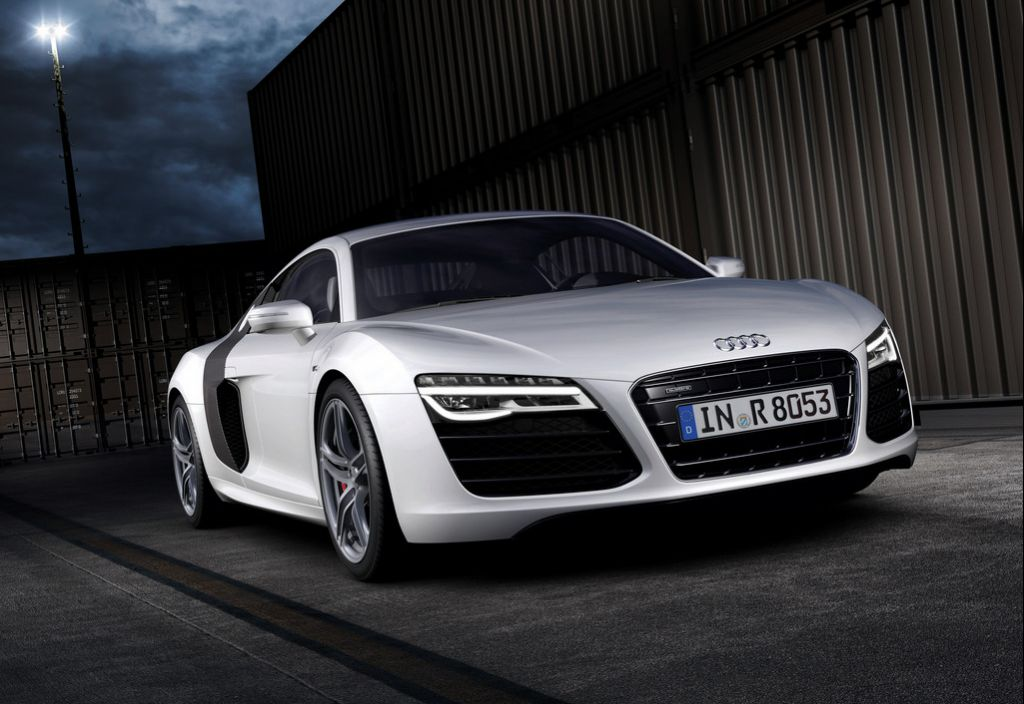 2013 Audi R8 V10 2013 Audi R8 V10 to hit market by year end