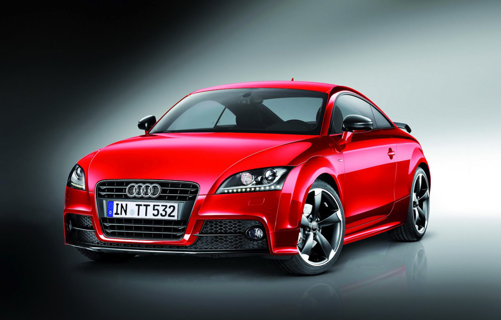 2013 Audi TT Coupe S Line Competition 2013 Audi TT Coupe S Line Competition   More Energy Efficient and Eco friendly