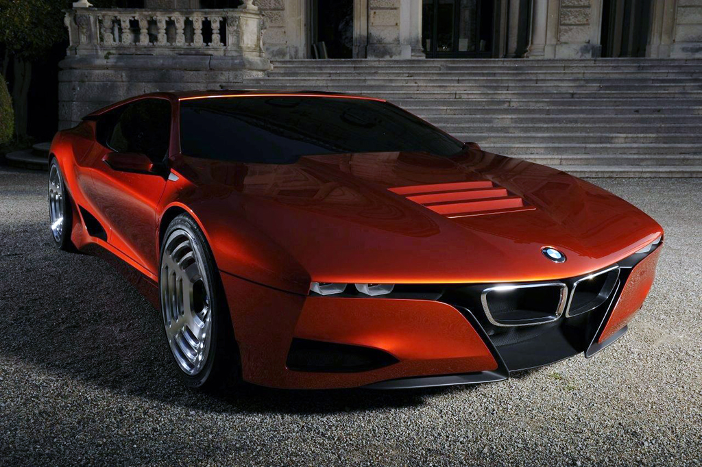 2013 BMW M1 Supercar 2013 BMW M1 Supercar to Appear with a Different Outlook
