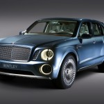 2013 Bentley EXP 9 F SUV Concept