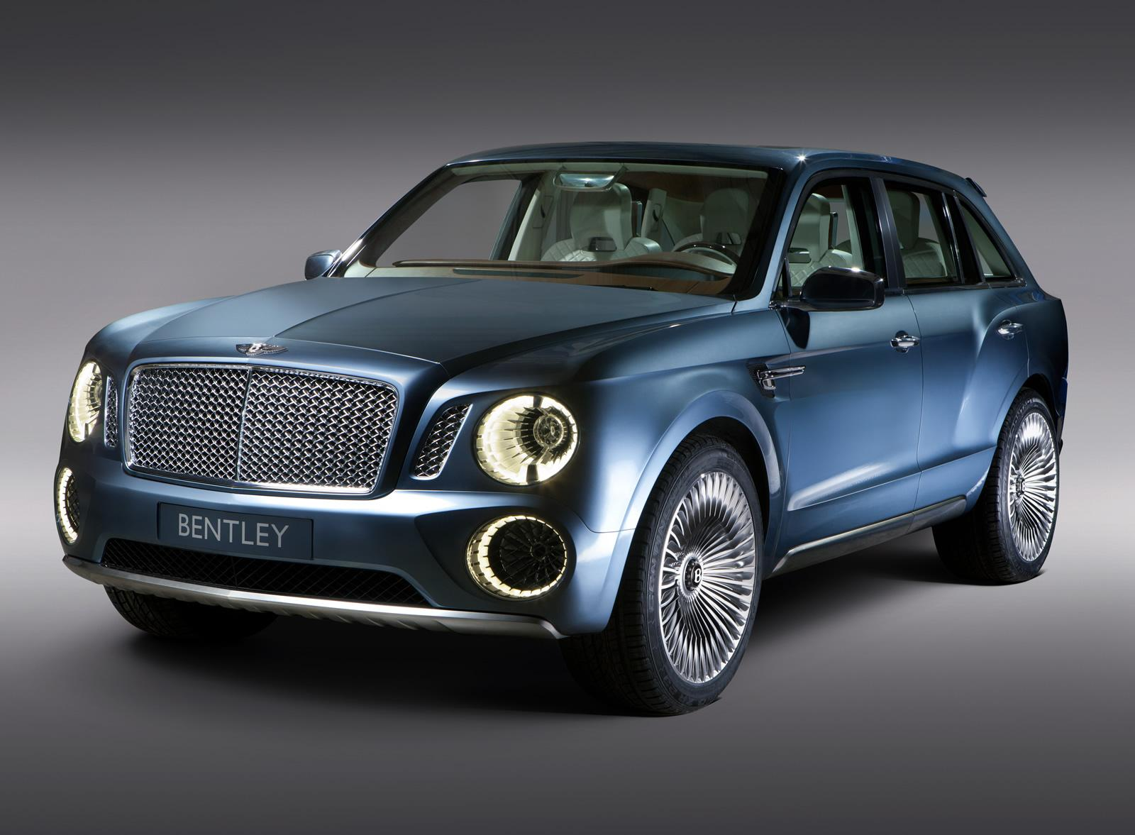 2013 Bentley EXP 9 F SUV Concept 2013 Bentley EXP 9 F SUV Concept   An Updated Tech Report