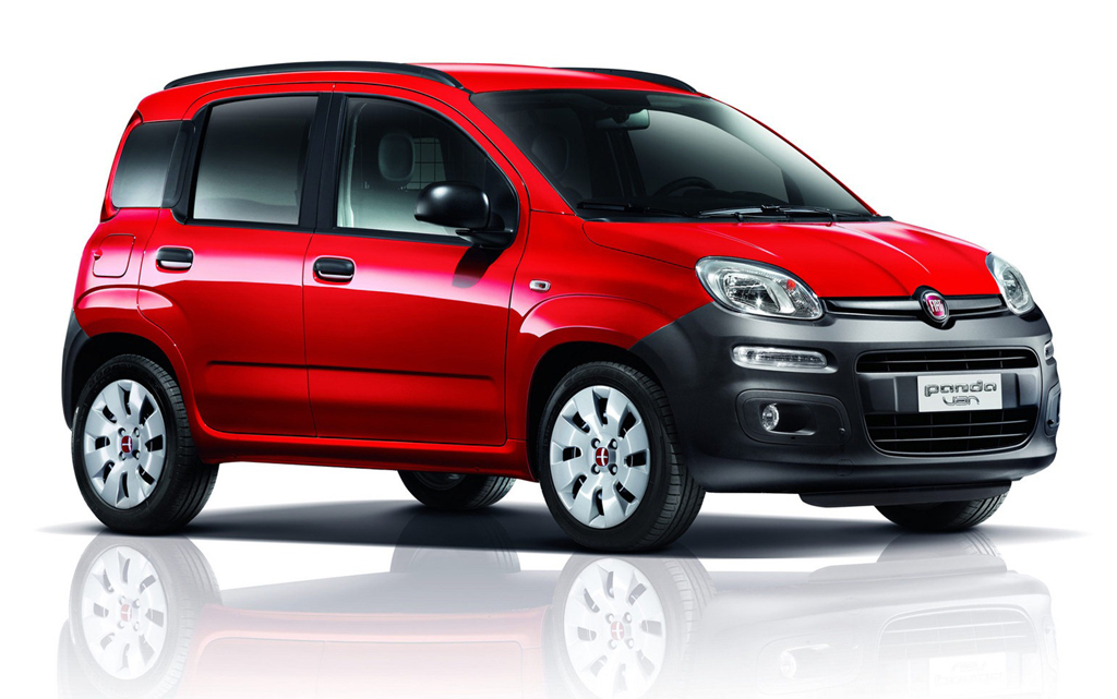 2013 Fiat Panda Van New 2013 Fiat Panda Van to Be Released without Rear Benches