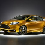 2013 Ford Focus ST 150x150 Ford to Upgrade 2013 Focus ST with EcoBoost Power train