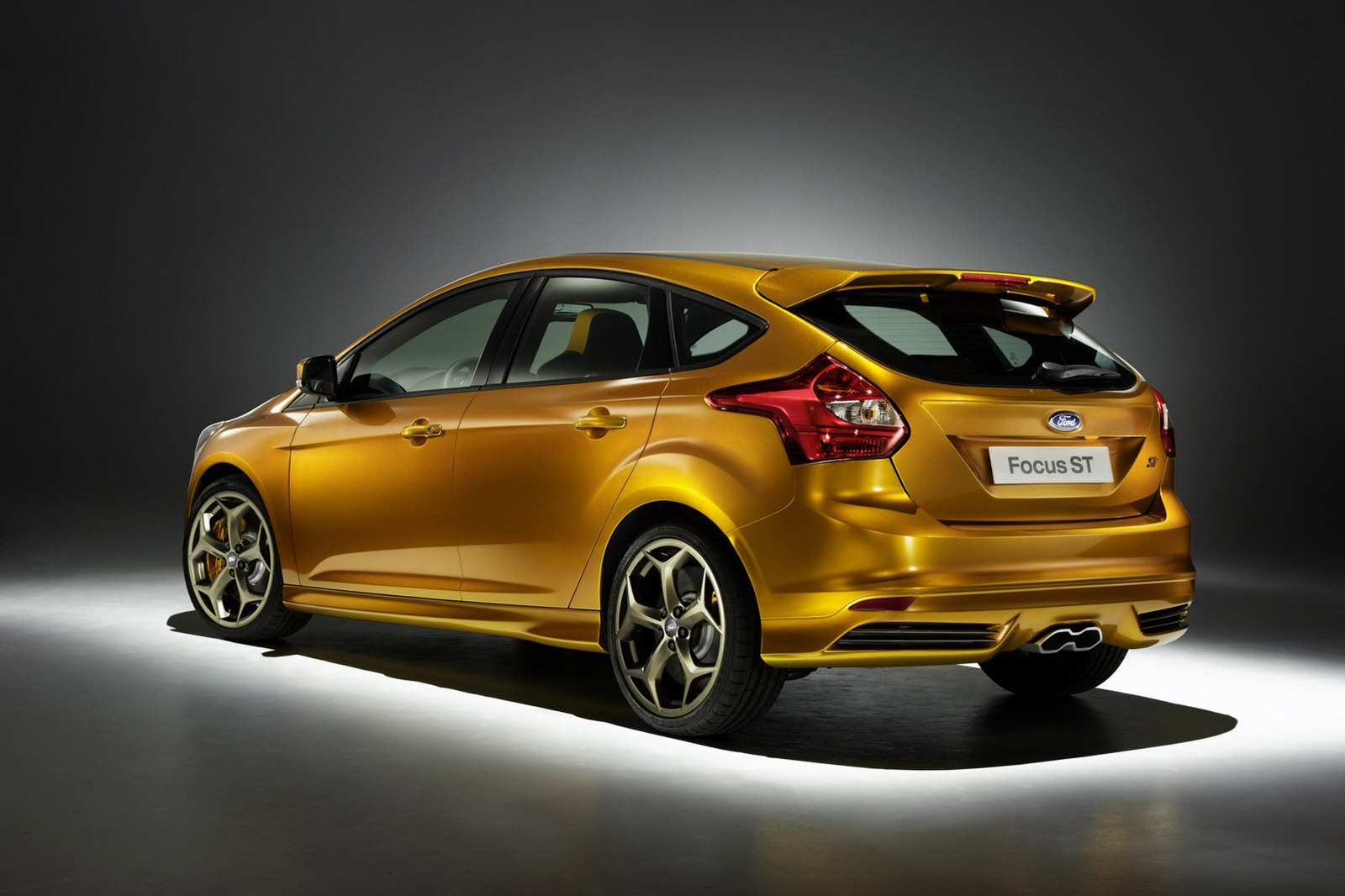 ford to upgrade 2013 focus st with ecoboost power train. Black Bedroom Furniture Sets. Home Design Ideas