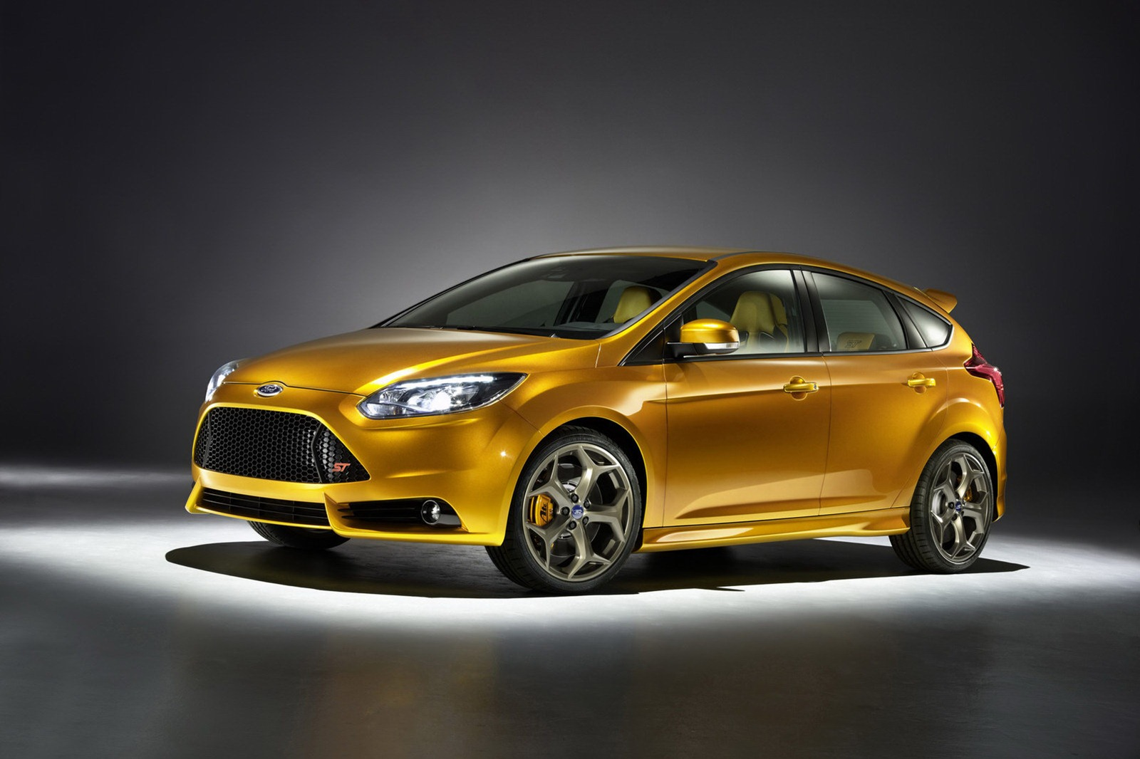 2013 Ford Focus ST Ford to Upgrade 2013 Focus ST with EcoBoost Power train