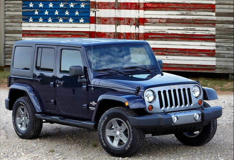 2013 Jeep Wrangler Freedom Edition 1 2013 Jeep Wrangler Freedom Edition   Durable and Bold