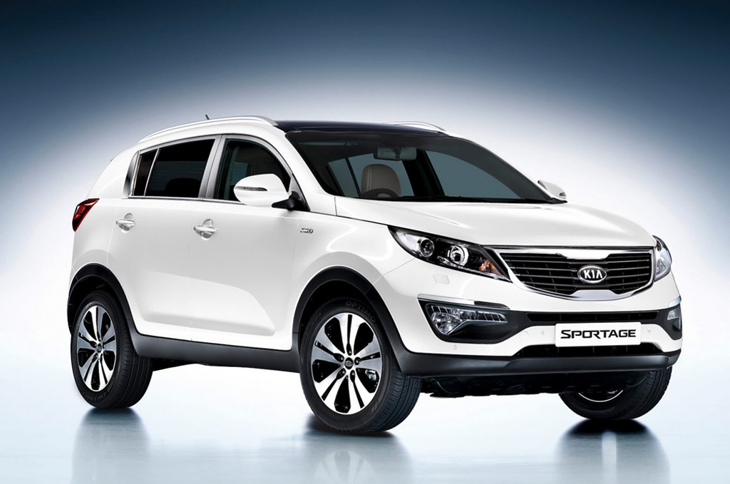 2013 Kia Sportage KX 4 The eagerly awaited 2013 Kia Sportage KX 4