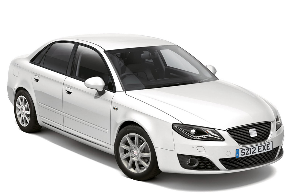 2013 seat exeo ecomotive editions in britain more energy efficient and eco friendly. Black Bedroom Furniture Sets. Home Design Ideas