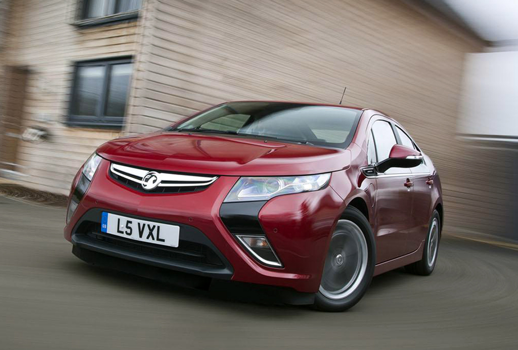 2013 Vauxhall Ampera Earth For UK Citizens More Stylish and Cost Effective Ampera Earth