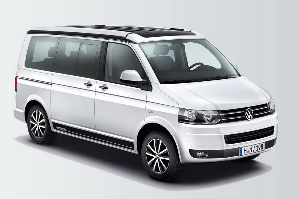 2013 Volkswagen California Special Edition New Volkswagen California Special Edition to be released this fall