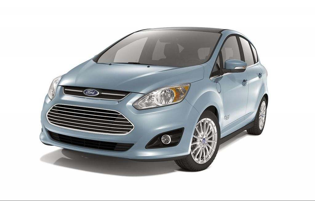 2014 Ford C MAX Energi 1 2013 Ford C MAX Energi   photos and details