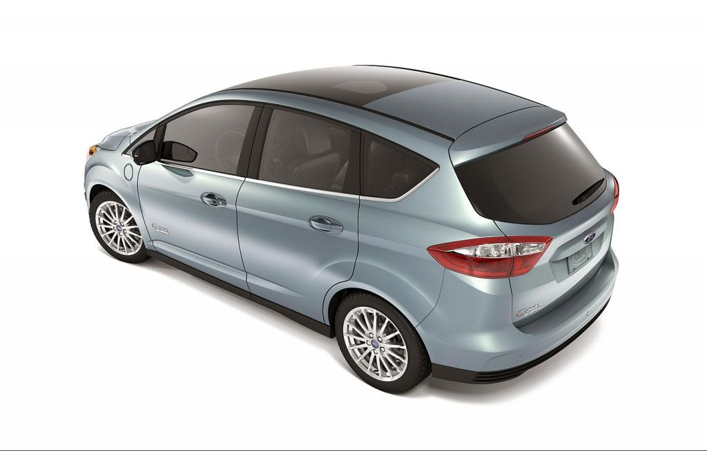 2013 ford c max energi photos and details 2014 ford c max energi 2. Black Bedroom Furniture Sets. Home Design Ideas