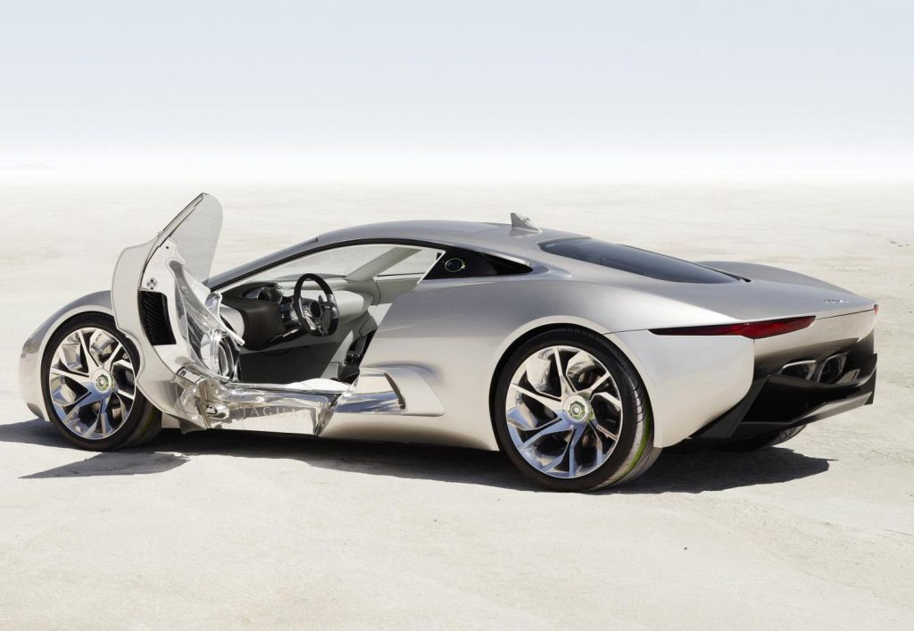2014 Jaguar C X75 Supercar 5 2014 Jaguar C X75 Supercar features and details