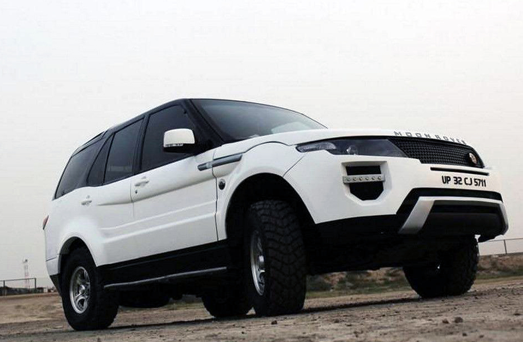 Moon Rover Evoque 1 2013 Moon Rover Evoque   Energy Efficient and Fuel Economic