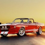 Shelby GT500CR Convertible