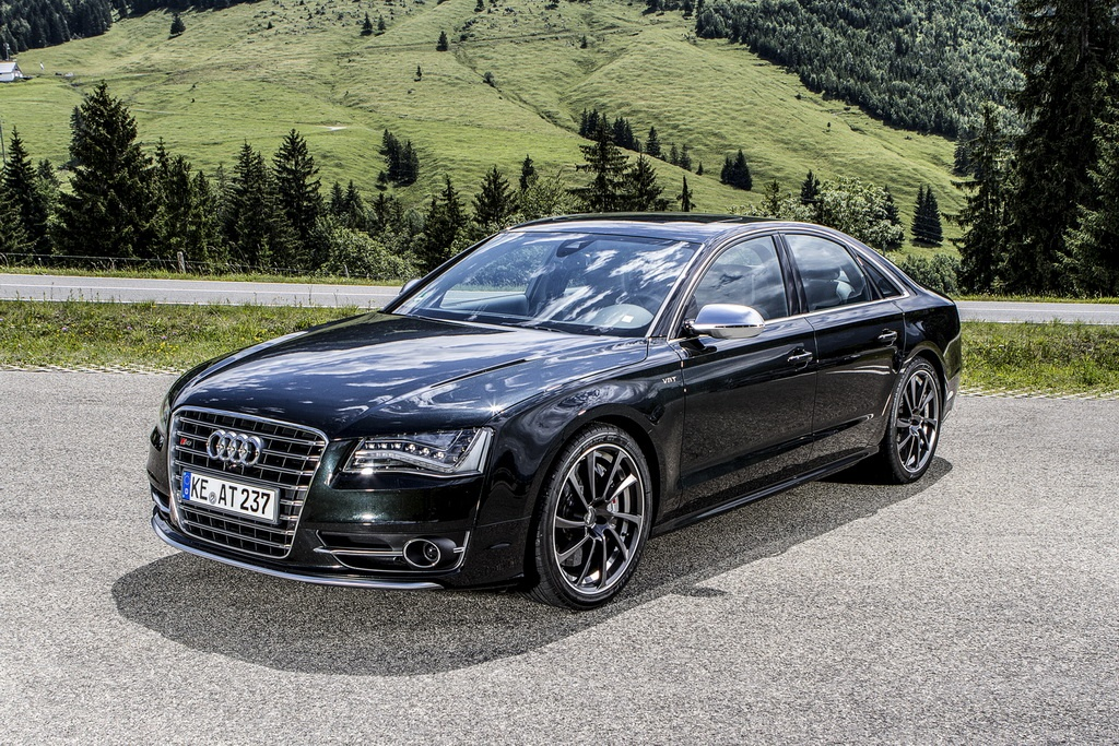 2013 ABT AS8 2013 ABT AS8   the new tuning program for Audi S8