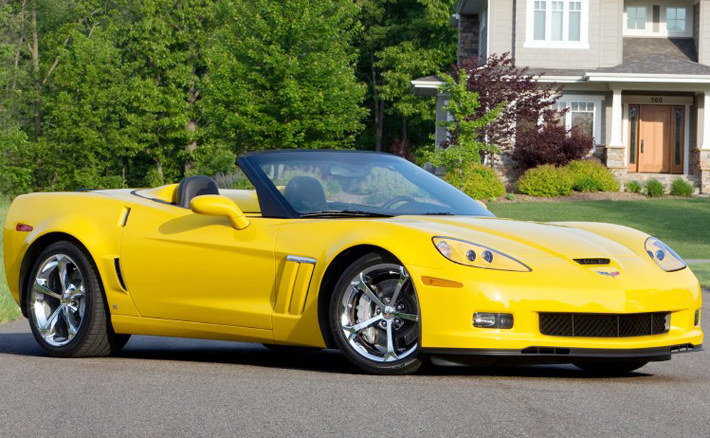 2013 Chevrolet Corvette Grand Sport 1 2013 Chevrolet Corvette Grand Sport   A Review