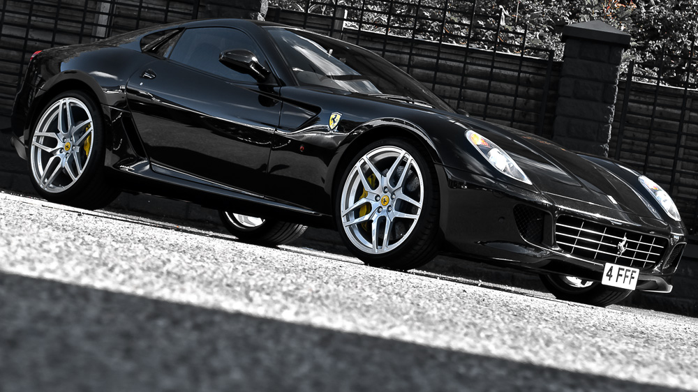 2013 Ferrari 599 GTB Fiorano 1 Kahn Design gets it right with the 2013 Ferrari 599 GTB Fiorano look and features
