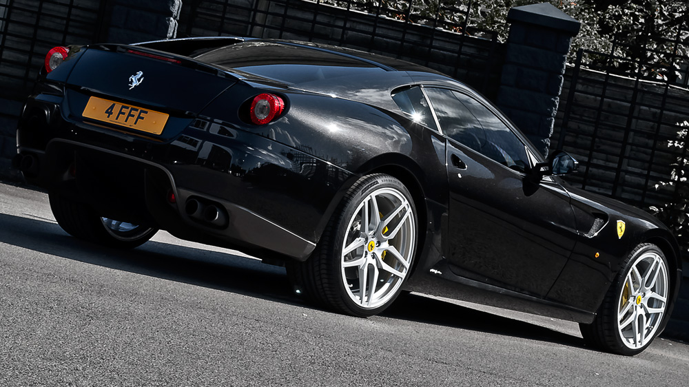 2013 Ferrari 599 GTB Fiorano 3 Kahn Design gets it right with the 2013 Ferrari 599 GTB Fiorano look and features