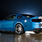 2013 Ford Mustang Shelby GT500 Cobra (1)