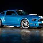 2013 Ford Mustang Shelby GT500 Cobra