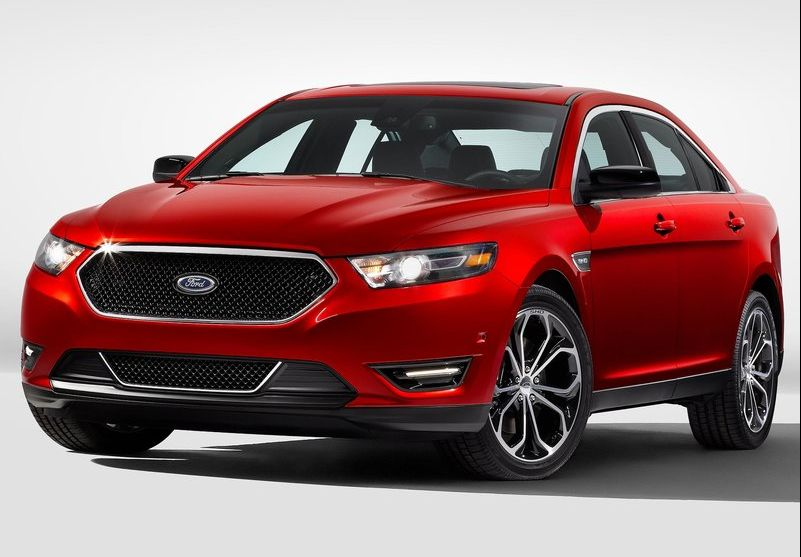 2013 Ford Taurus SHO 2013 Ford Taurus SHO   is sportier and a better performer