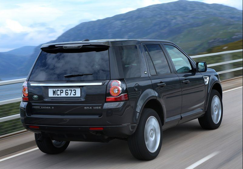 2013 Land Rover Freelander 2 2 2013 Land Rover Freelander 2   A Review