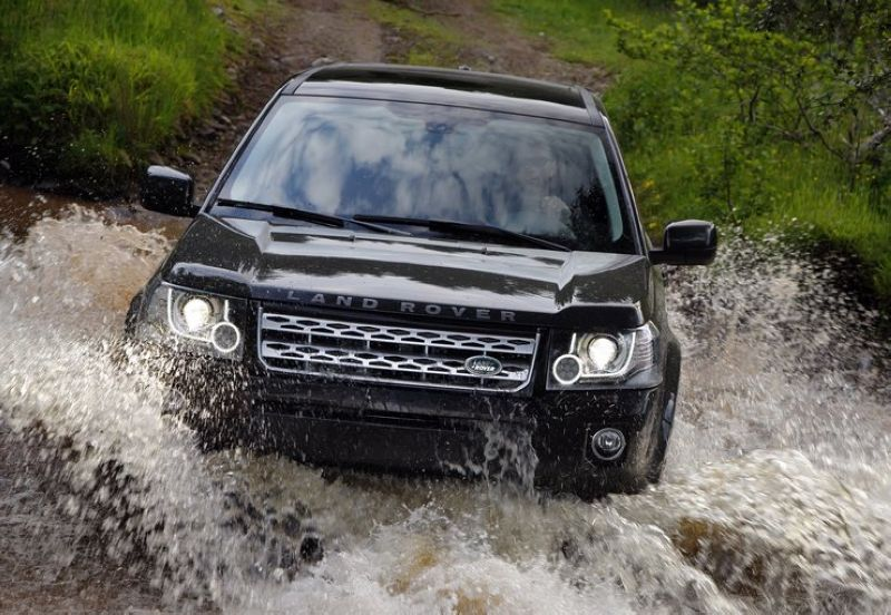 2013 Land Rover Freelander 2 2013 Land Rover Freelander 2   A Review