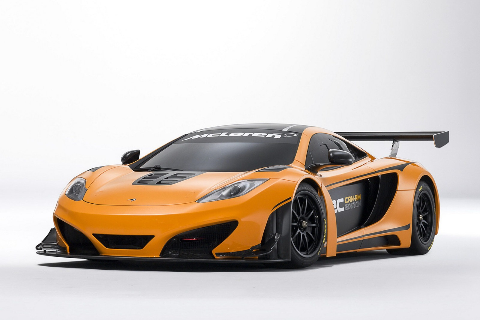 2013 McLaren 12C Can Am Edition Concept 2013 McLaren 12C Can Am Edition Concept with 630HP