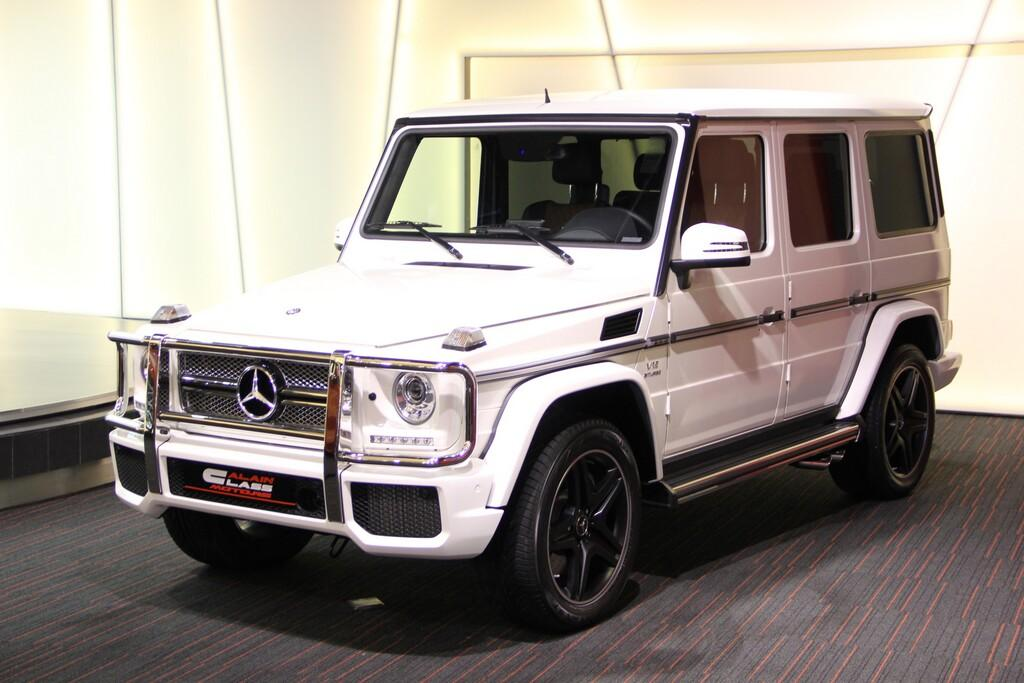 2013 mercedes benz g65 amg that is up for sale in dubai