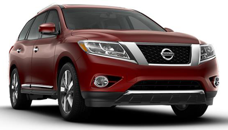 2013 Nissan Pathfinder  2013 Nissan Pathfinder Concept without Significant Change