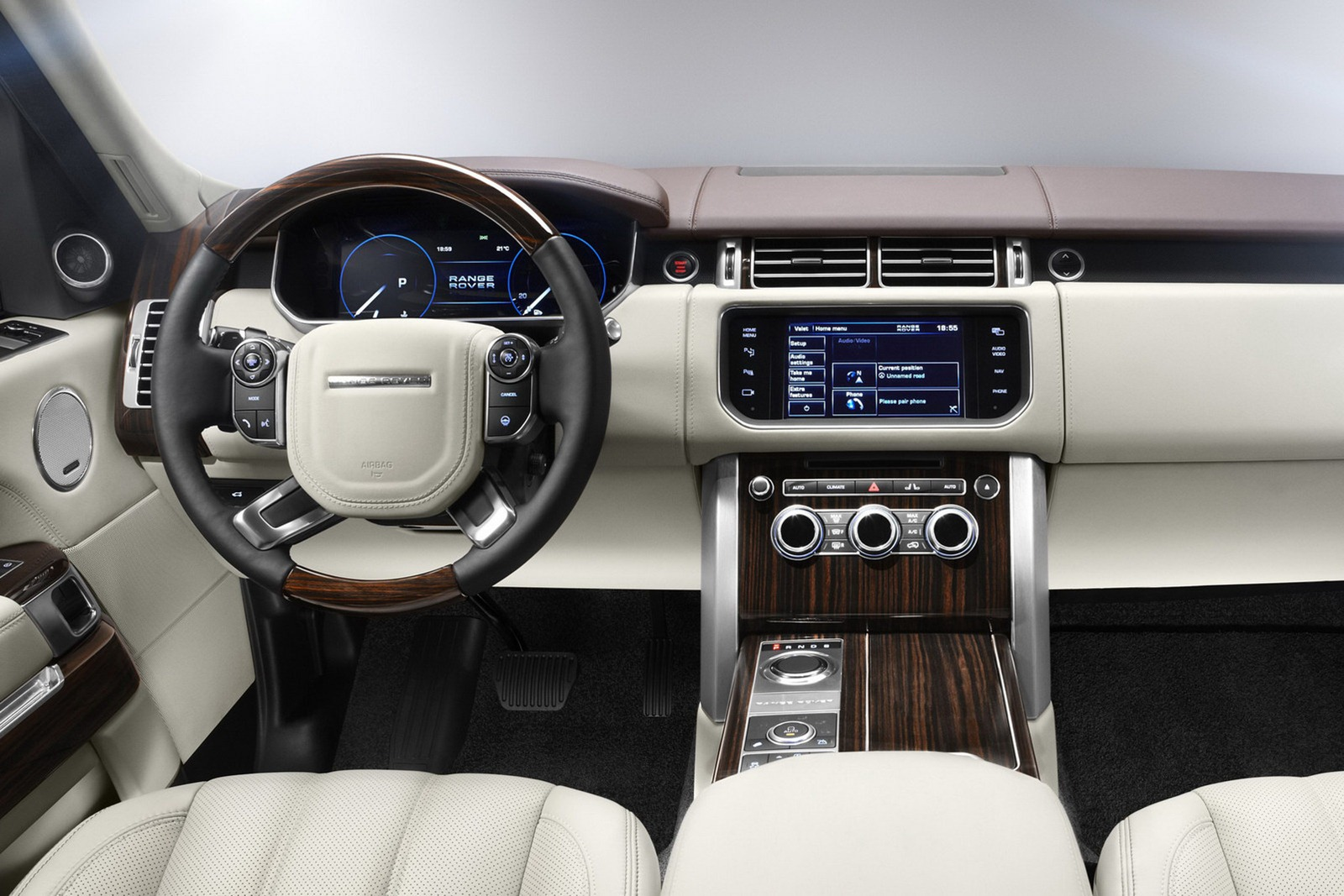 2013 Range Rover SUV 4 2013 Range Rover SUV   A Review