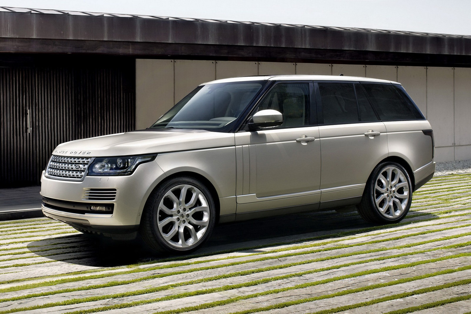 2013 Range Rover SUV 2013 Range Rover SUV   A Review