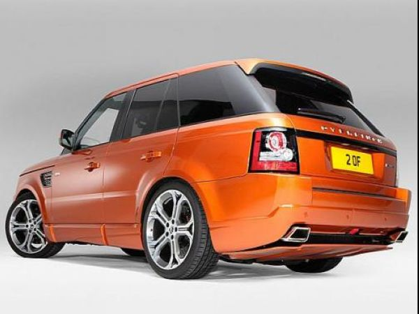 2013 Range Rover Sport GTS X 5 2013 Range Rover Sport GTS X is a powerful machine