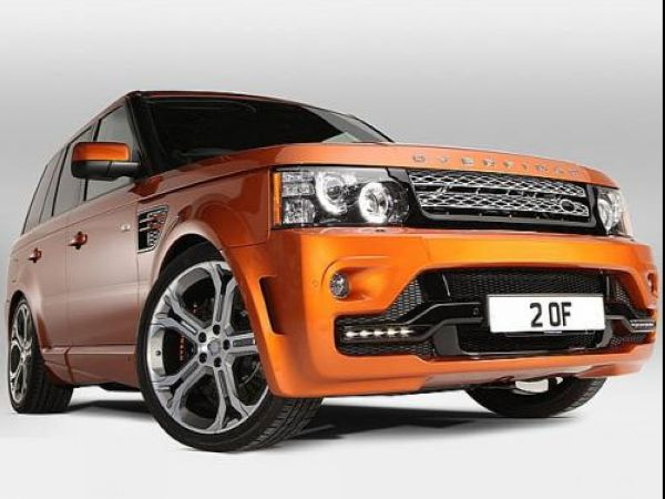 2013 Range Rover Sport GTS X 9 2013 Range Rover Sport GTS X is a powerful machine