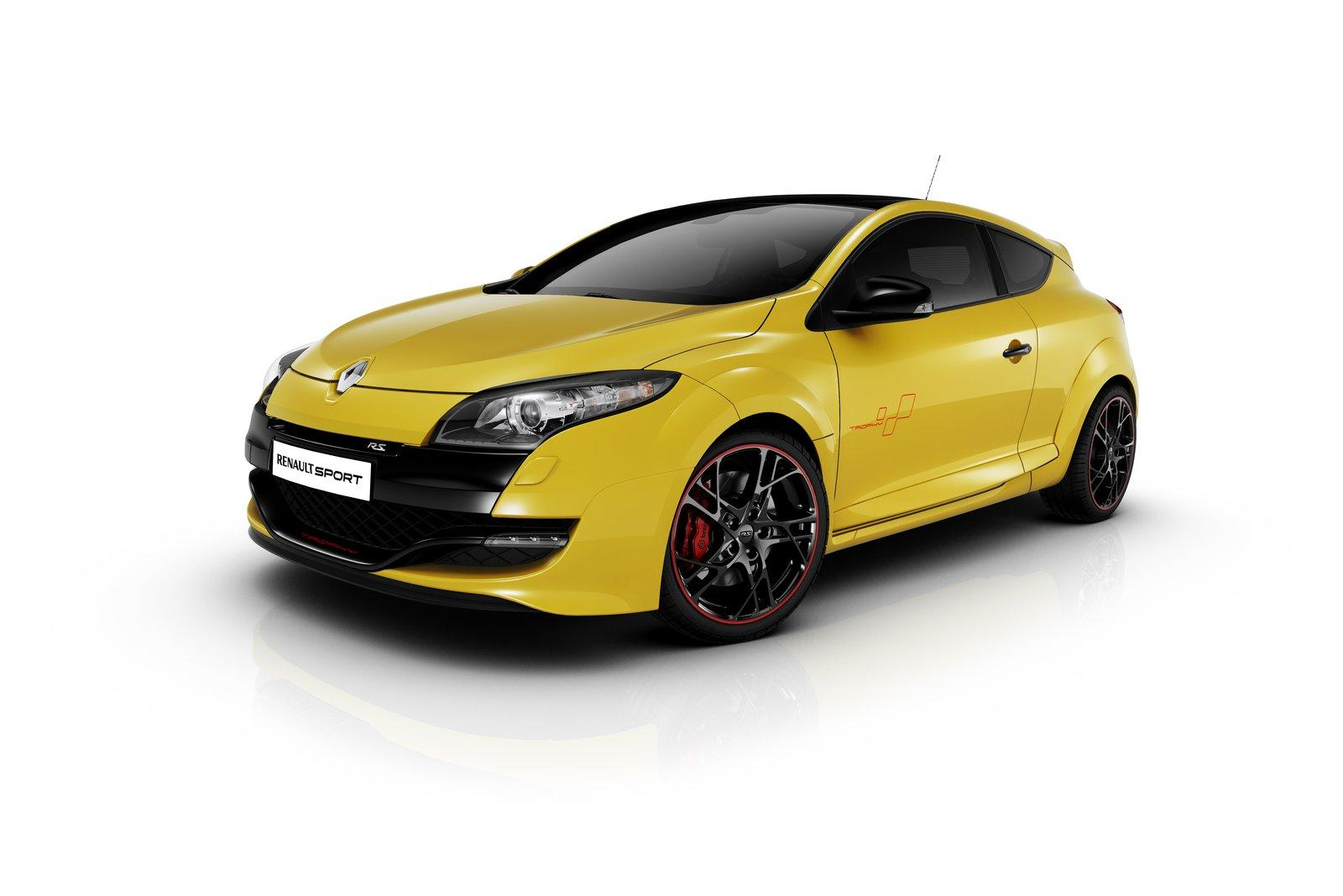 2013 Renaultsport Megane 265 Trophy K Tec Racing gives 2013 Renaultsport Megane 265 Trophy supercar like features
