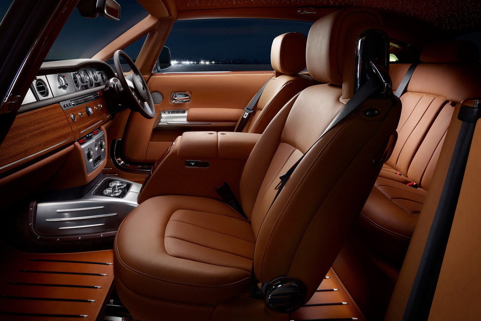 2013 Rolls Royce Phantom Coupe Aviator 4 2013 Rolls Royce Phantom Coupe Aviator is a mark of respect to their co founder