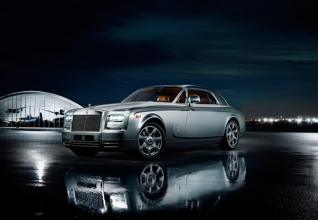 2013 Rolls Royce Phantom Coupe Aviator 2013 Rolls Royce Phantom Coupe Aviator is a mark of respect to their co founder