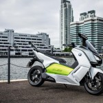 2014 BMW C Evolution Electric Scooter