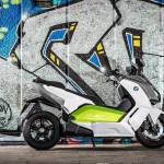 2014 BMW C Evolution Electric Scooter (2)