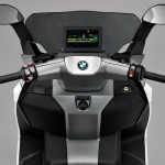 2014 BMW C Evolution Electric Scooter (3)