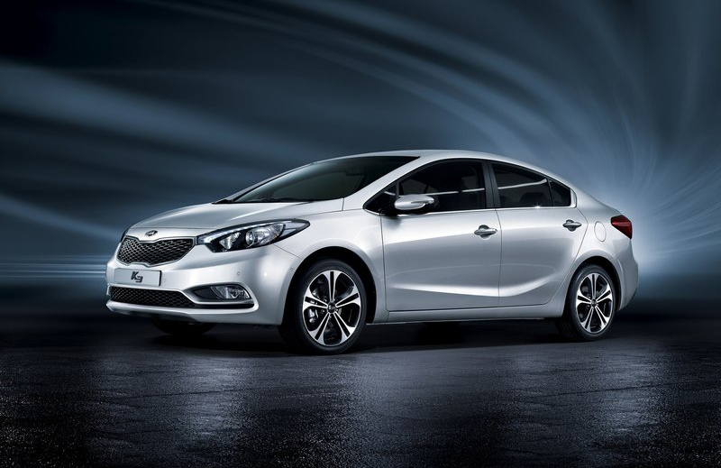 2014 Kia Cerato 2014 Kia Cerato   A Fuel Economic Smart Vehicle