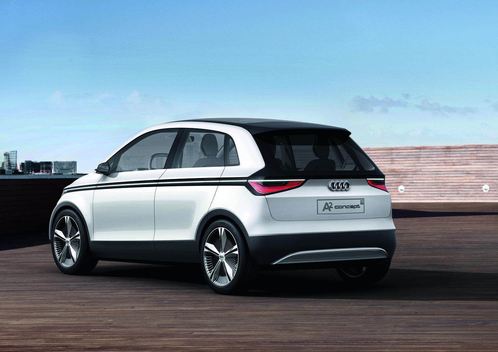 2015 Audi A2 2 2015 Audi A2 previous plans slashed and thus building its hopes on a new plan